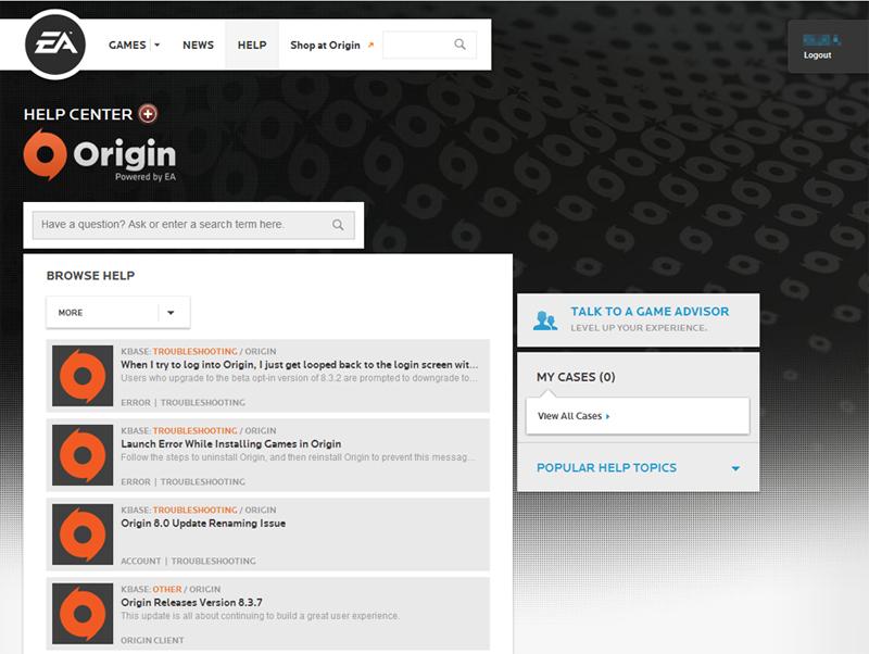 Come modificare email origin