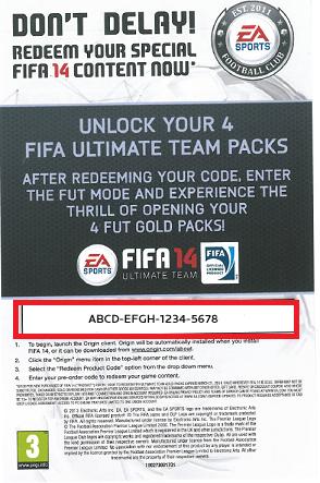 Кряк для Fifa 15 Ultimate Team