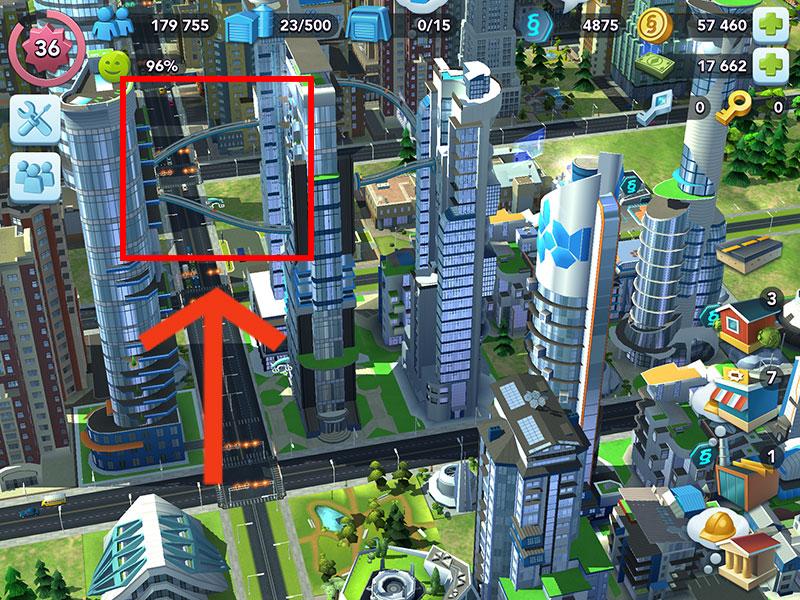Ville Simcity Buildit
