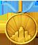 Icona degli obiettivi Città