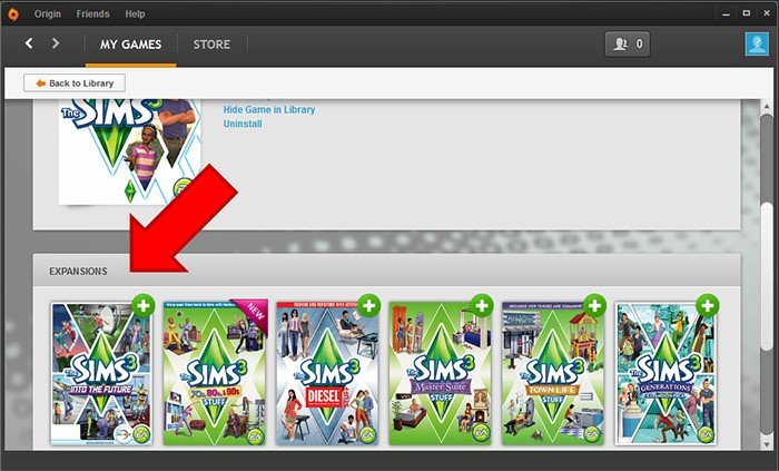 download sims 3 free origin