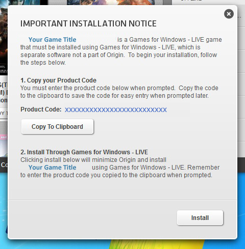 How to create windows live games offline account