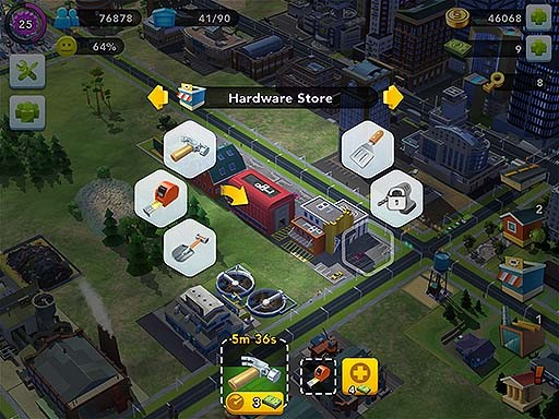 SimCity BuildIt - Crafting and manufacturing in SimCity BuildIt