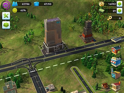 SimCity BuildIt - Buying, selling, shipping, and dealing in